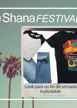 Llegan los Festivales de Verano a Shana