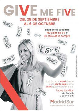 CC-MADRID-SUR_CARTEL_GIVE-ME-FIVE_IMPok