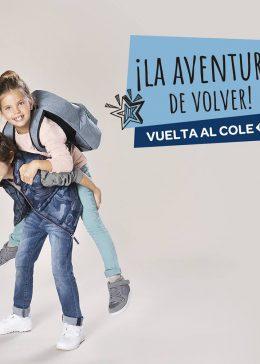 La Aventura de volver al cole en Carrefour de Madrid Sur de Vallecas