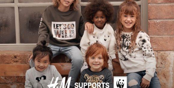H&M de Madrid Sur y el Medio Ambiente. WWF y H&M Conscious