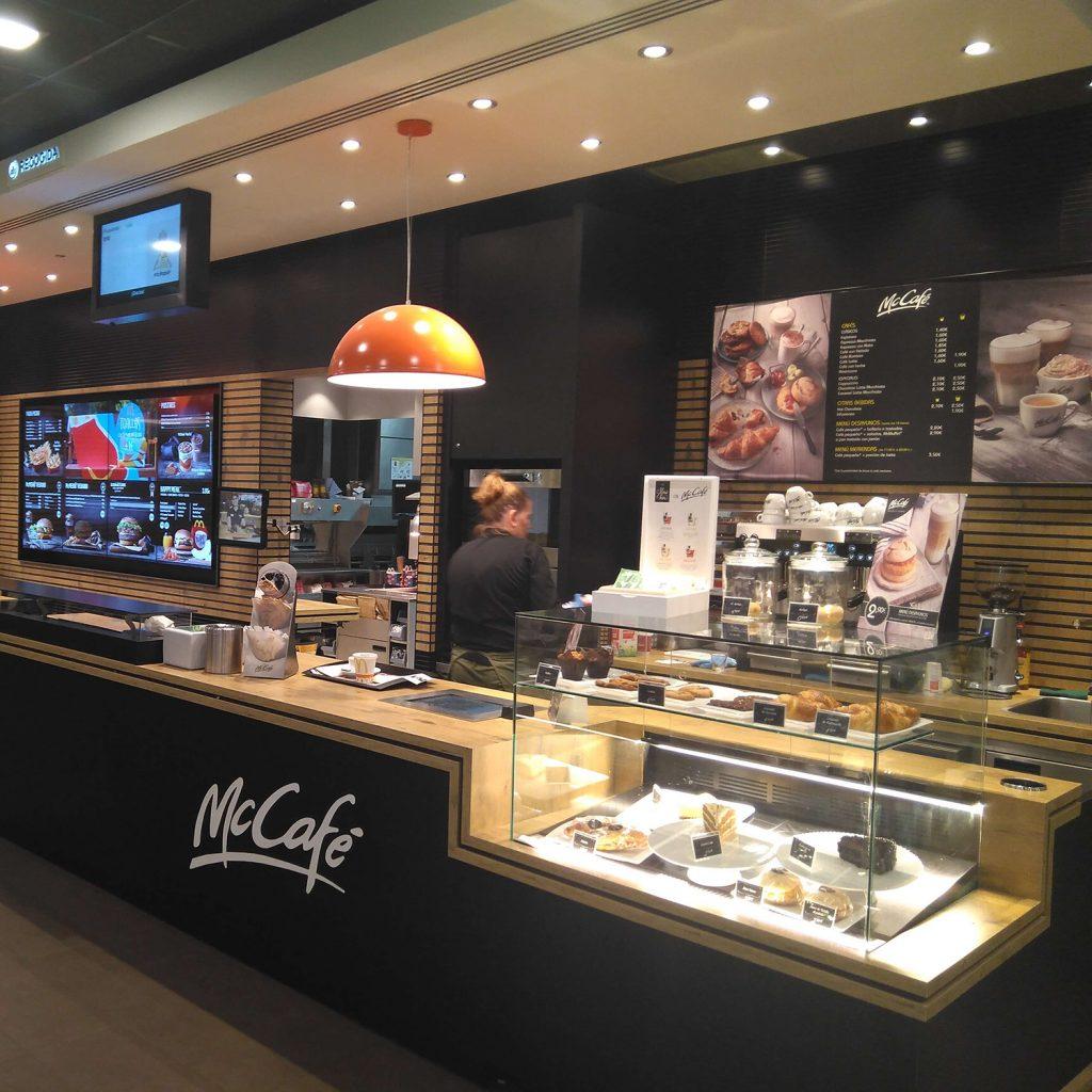 Mcdonalds de Madrid Sur en Vallecas