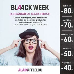 Alain Affelou Black Friday Madrid Sur Vallecas