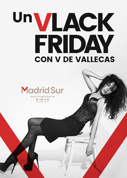 Black Friday 2018 Madrid Sur Vallecas