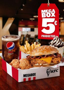 Megabox KFC Madrid Sur