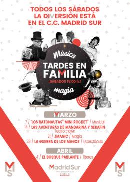 Tardes En Familia Marzo